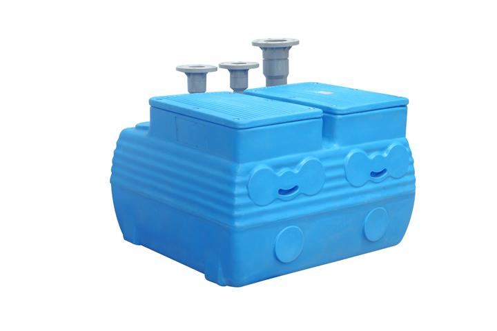 PE一体化污水提升设备