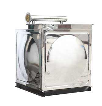 LYWB系列内置不锈钢水箱一体化污水提升设备