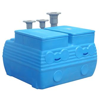 上海连宇PE一体化别墅污水提升设备、别墅污水提升装置、别墅污水提升设备